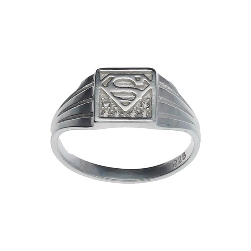 Anillo Midi o Infantil Superman